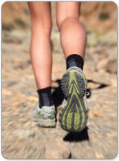 Increase blood flow to speed up healing of your achilles tendon injury.