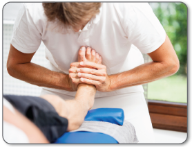 Effective post surgery rehabilitation for your ankle will combine rest, physical therapy, exercise and conservative treatment methods to ensure consistent healing of repaired tissues.